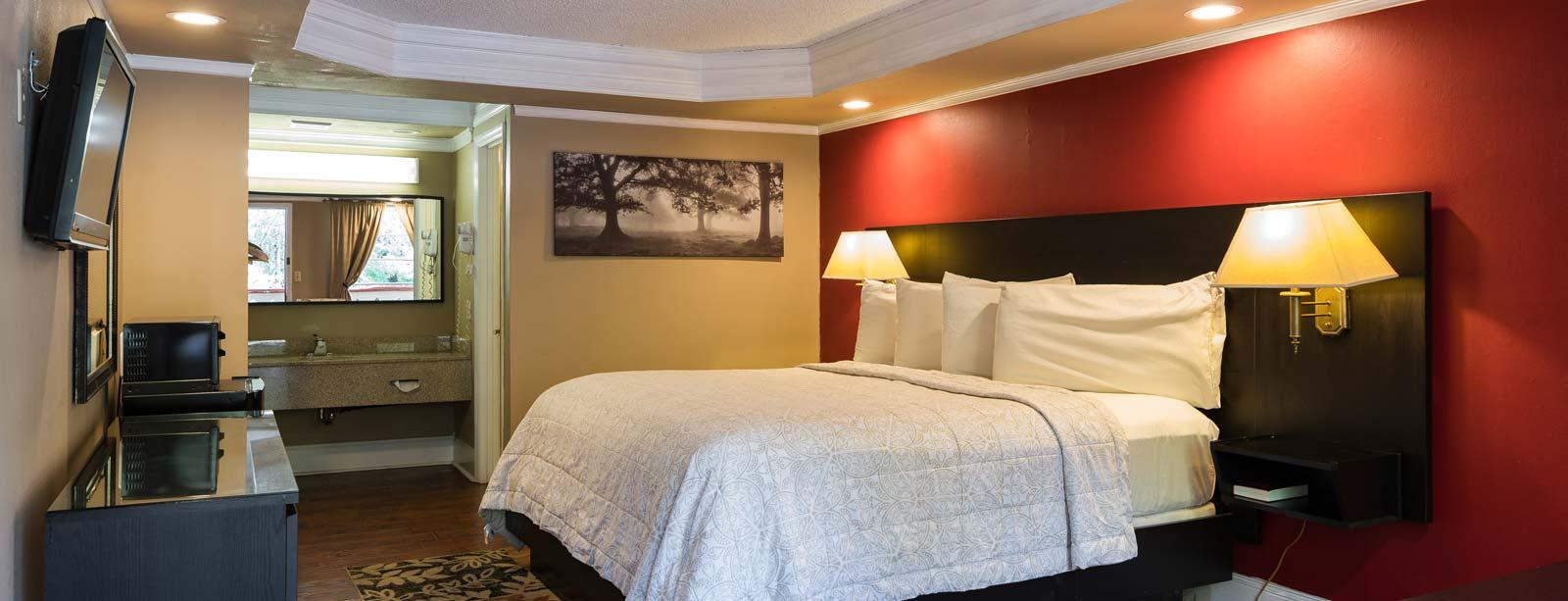 The Riverbend Hotel and Cabins, Georgia