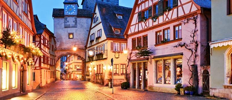 Georgia Hotel Charm of Bavaria