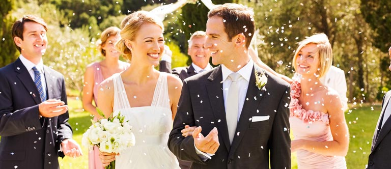 Weddings at Helen Hotel